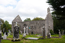 Annaghdown where Brendan's sister, Brig was Abbess