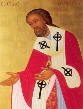 St. Chad of Lichfield