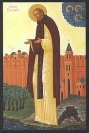 St. Fursey icon