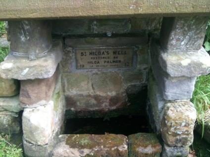 St. Hilda's Well, Hinderwell, England
