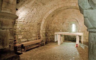 Crypt at Lastingham