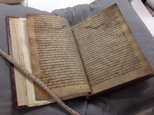 """The Moore Bede is regarded by many as the earliest surviving manuscript of the """"Historia Ecclesiastica Gentis Anglorum"""""""