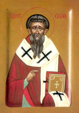 St. Cedd of Lastingham